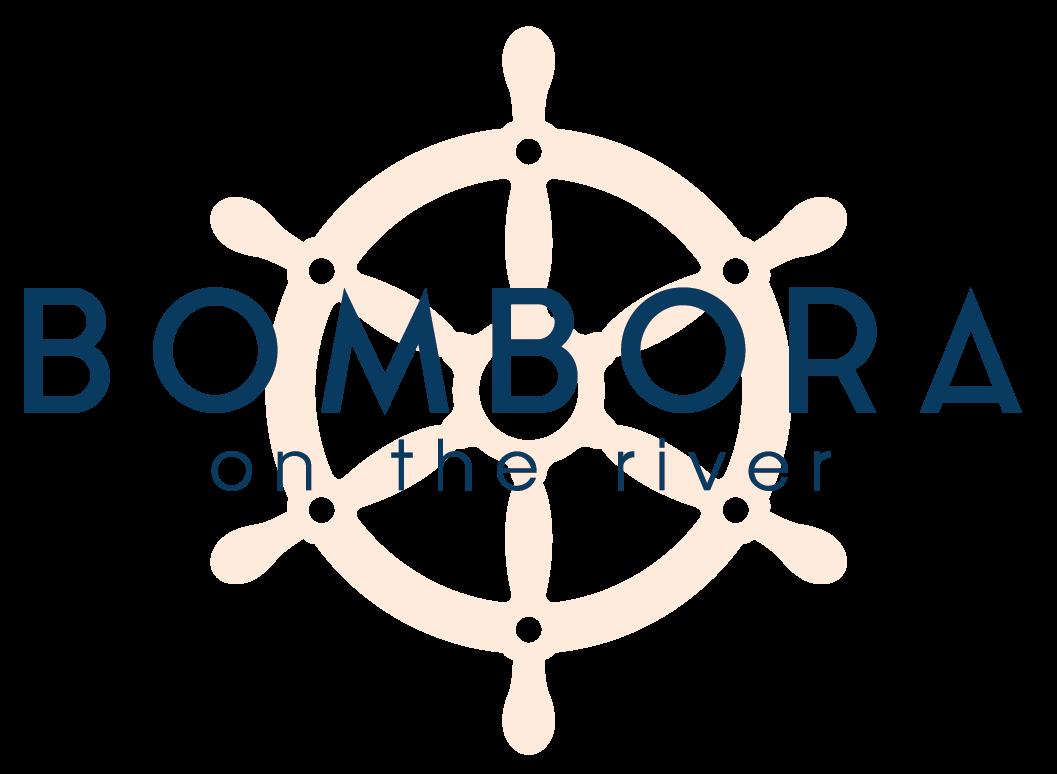 Bombora on the river