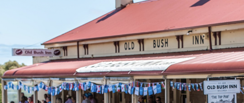 The Old Bush Inn